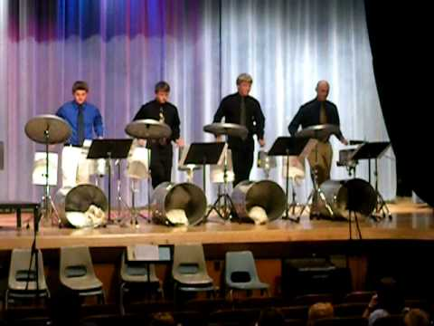 Altus High School Drumline- smash getaway 2010