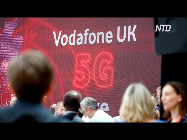 Vodafone откажется от оборудования Huawei для сетей 5G