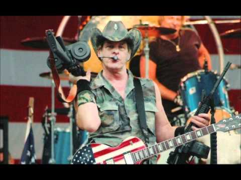 Ted Nugent - I Still Believe (New Song!!!)