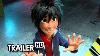 6 Héroes - Teaser Trailer (2014) HD