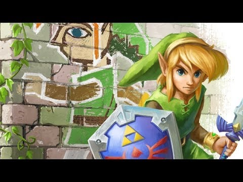 Legend of Zelda: A Link Between Worlds Review