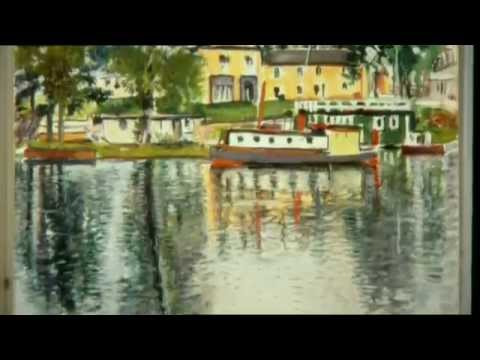 1/4 Michael Palin...on the Colourists