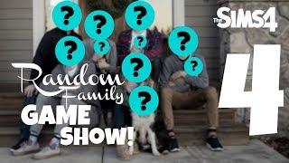 Random Family Game Show EP 4 (Sims 4)