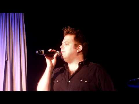 Brandon Cutrell - Hand in my Pocket at CCM 2011 Showcase Cabaret