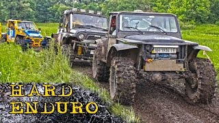 Уаз прототип vs Прототипы Котлеты vs Nissan Patrol [Off-Road 4х4] Ukrainian Hard Enduro 1 этап 2014