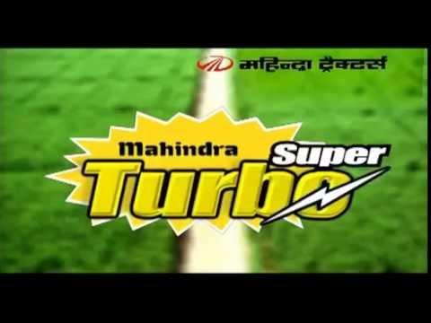 Mahindra Tractors - Hawai Jahaj Technology Tufan Super Turbo