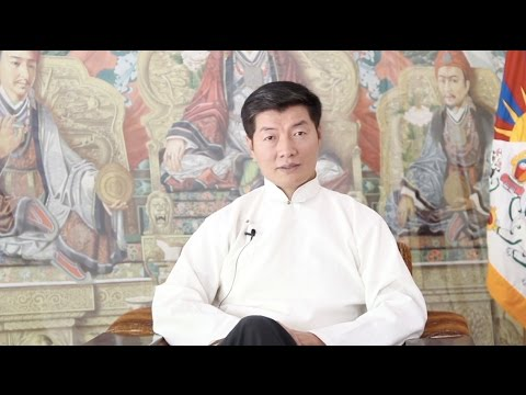 Sikyong 2016 Series _ Dr. Lobsang Sangay interview