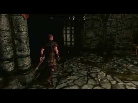 The Elder Scrolls : SKYRIM START THE GAME AT LEVEL 37 ( XP GLITCH )