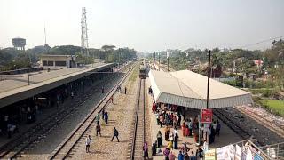 Kishorgonj Express( কিশোরগঞ্জ এক্সপ্রেস).Bangladesh Railway.