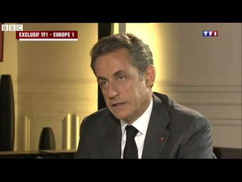 BBC News   Ex President Nicolas Sarkozy  Case against me