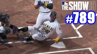 THE COOLEST WAY TO STEAL HOME! | MLB The Show 19 | Road to the Show #789