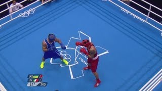 Boxing Men's Heavy (91kg) Gold Medal Final - Ukraine v Italy Full Replay - London 2012 Olympics