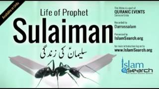 "Events of Prophet Sulaiman's life (Urdu) -  ""Story of Prophet Sulaiman in Urdu"" - IslamSearch"