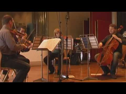 W. A. Mozart - Divertimento F-Dur. Vatican Radio. Altra Volta kwartet smyczkowy