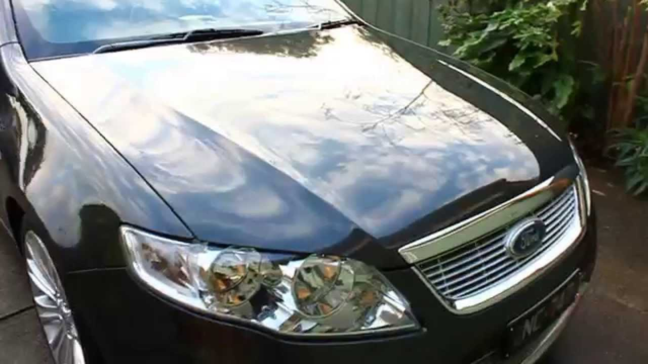Ford G6E Turbo paint protection by Melbourne Mobile Detailing