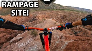 I'M IN FREERIDE HEAVEN!  Original Rampage site! - Virgin, Utah | Jordan Boostmaster