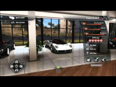 Test Drive Unlimited 2 - Money Hack ( Cheat Engine )