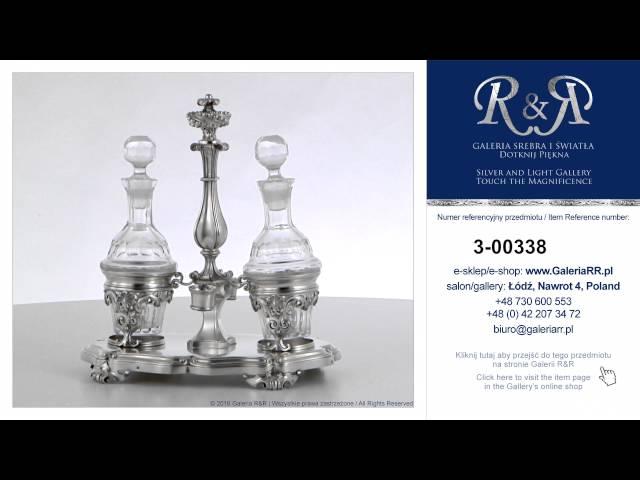 3-00338 - Galeria Srebra i Światła R&R
