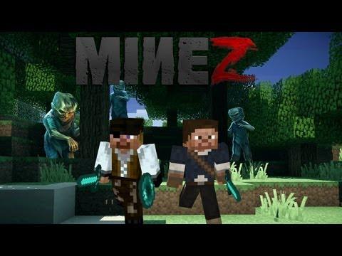 Minecraft:Приключение в MineZ №3