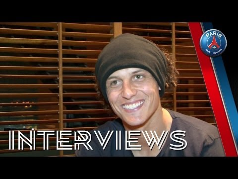 INTERVIEW DAVID LUIZ (EN)