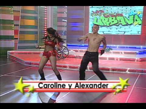 Caroline Aquino en AQUI SE HABLA ESPAÑOL.avi
