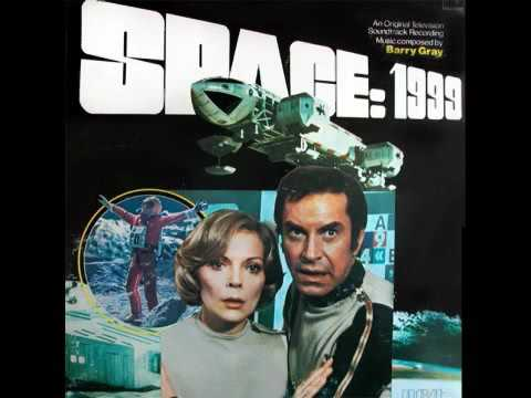 Barry Gray - Space 1999 - Soundtrack