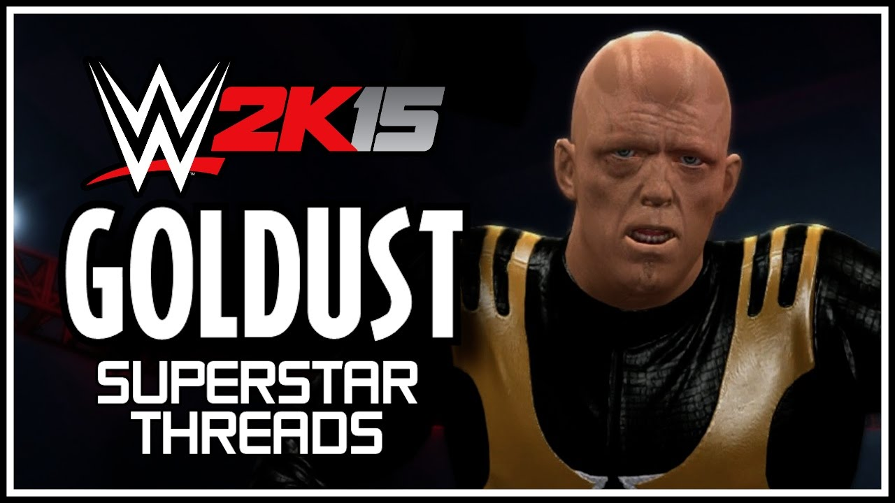 Wwe Goldust Without Face Paint