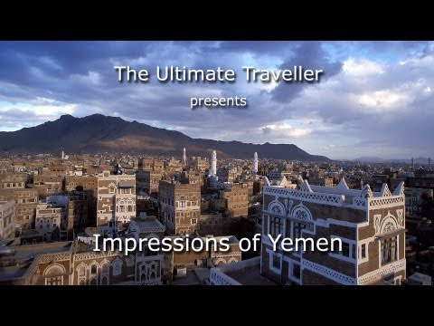 The Ultimate Traveller in Yemen