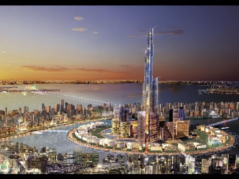 35 Skyscrapers Designs That Beat The Burj Khalifa [HD]