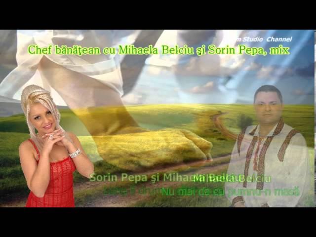 CHEF BANATEAN CU MIHAELA BELCIU SI SORIN PEPA, MIX 2013, ZOOM STUDIO