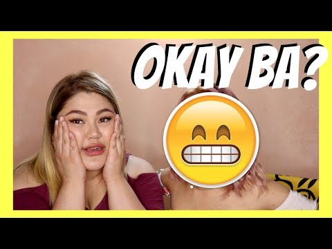 Dying Kylie's hair ROSE GOLD (Okay ba?) | Teena Arches