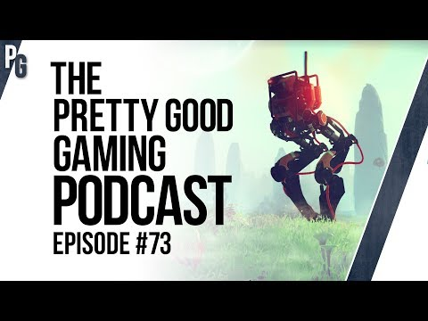 Why Art Style Matters, What Makes a Perfect Gaming Night + MORE  | Pretty Good Gaming Podcast #73