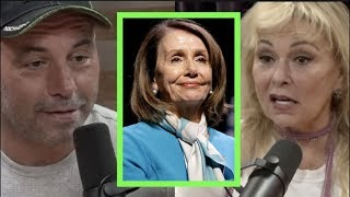 Roseanne GOES OFF on Nancy Pelosi | Joe Rogan