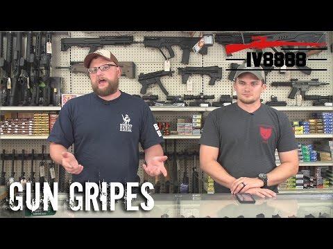 "Gun Gripes #111: ""New California Anti-Gun Bills..."""