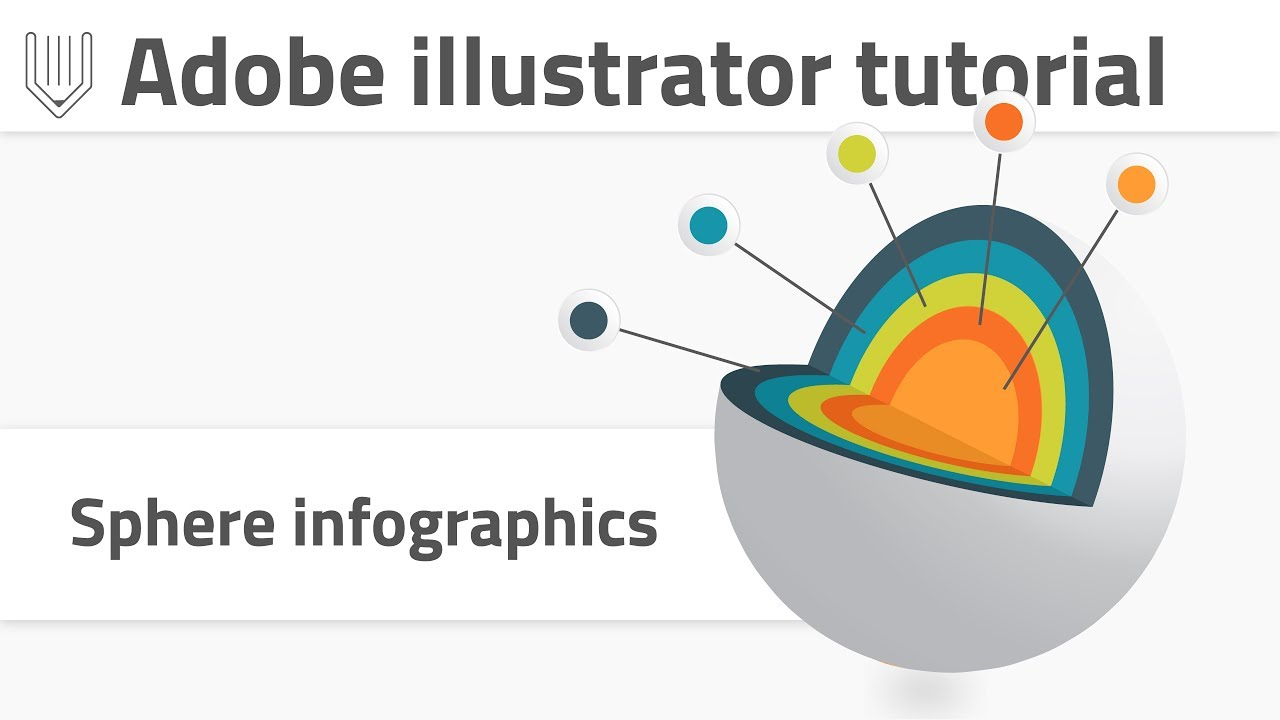 Infographic tutorial illustrator