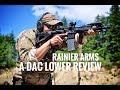 Rainier Arms A-DAC Lower Review | Mk18 AR15 Pistol Build Update