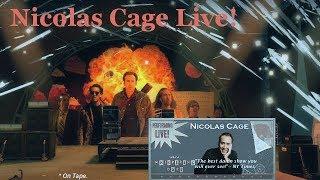 Left 4 Dead 2 - Nicolas Cage Concert Mod