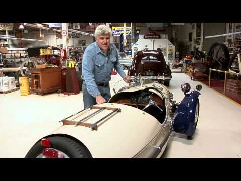 1932 Morgan Three-Wheeler - Jay Leno's Garage