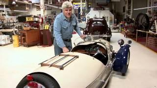 1932 Morgan Three-Wheeler - Jay Leno's Garage