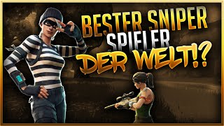 🏆FORTNITE LEGENDEN: DER BESTE SNIPER DER WELT? - COMIKAZE | Fortnite Battle Royale