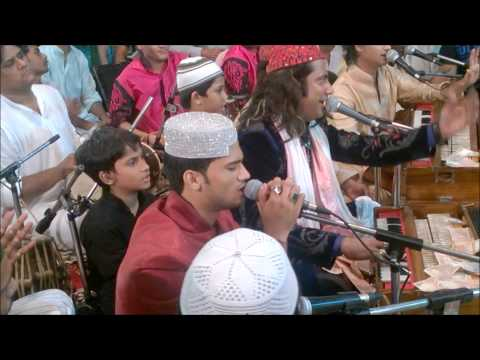 Hamsar Hayat Nizami~qawwali Yeh Naabi Ka Nawaza video
