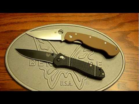 Benchmade 710 D2 Knife Review