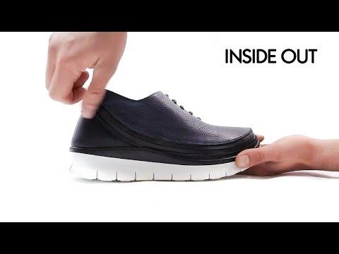 НЕОБЫЧНО, НО ФАКТ, ТУФЛИ С ОТСТЕГИВАЮЩИМСЯ ВЕРХОМ ИЛИ ПОДОШВОЙ. +ONE Footwear.
