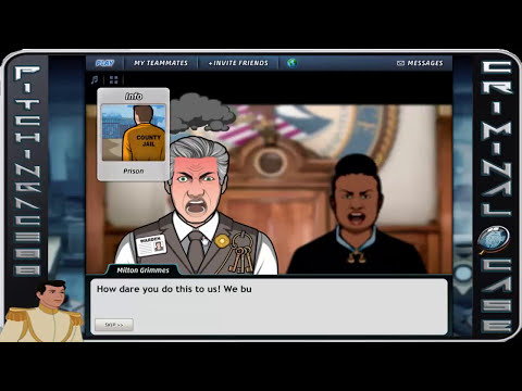 Criminal Case - Case #56 - There Will Be Blood - Chapter 3
