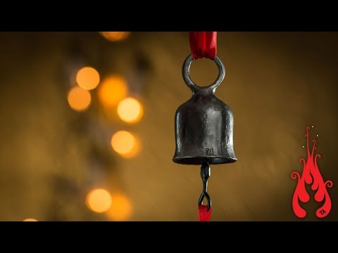 Blacksmithing - Making a small bell