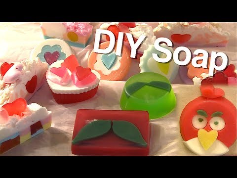 Make � Soap His & Hers (Gift Ideas)