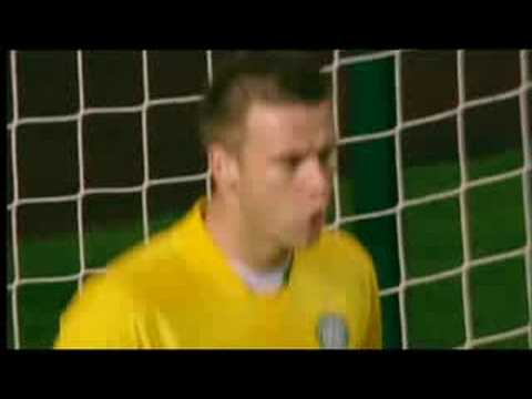 Celtic v Spartak Moscow Penalty Shootout Video
