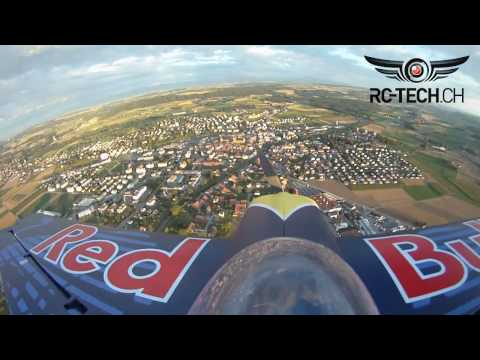 Edge 540 + GoPro raw FPV flight