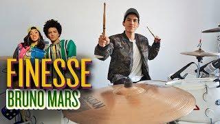 Download Lagu FINESSE- Bruno Mars   Drum Remix *Batería* Gratis STAFABAND