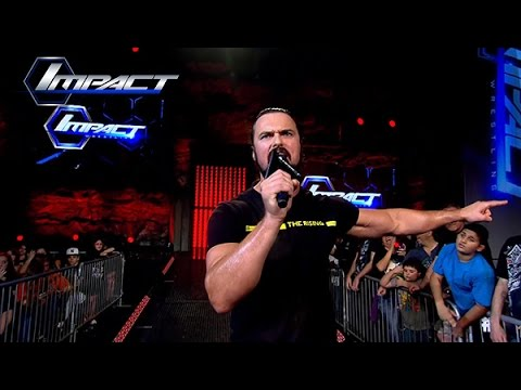 Drew Galloway Isn't Fighting the BDC Alone... (Mar. 27, 2015)
